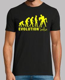 salsa di evoluzione