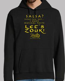 Salsa? Let's Zouk! (making friends)