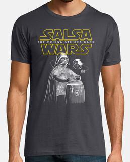 Salsa Wars. The conga strikes back