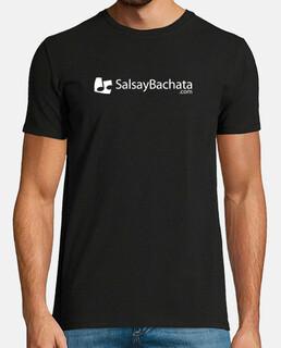 salsaybachata.com logo bw