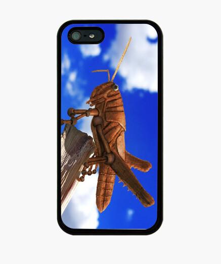 Funda iPhone Saltamontes de madera