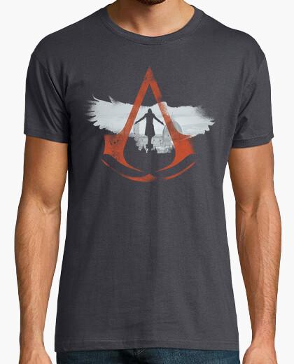 Camiseta Salto de Fé v2