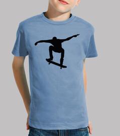 salto in skate