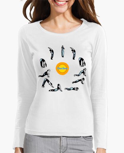 Camiseta SALUDO AL SOL