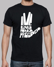 Saludo Spock - Live Long and Prosper