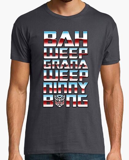 Camiseta saludo universal,