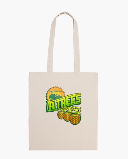 Bolsa saludos desde rtrees
