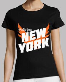 salutations de new york