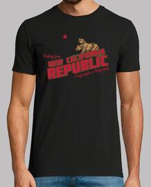 salutations de nouvelle république californie