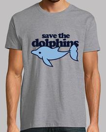 salva i delfini