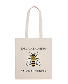 salva la borsa delle api