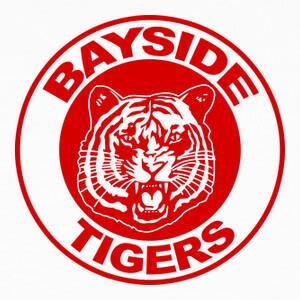 Camisetas Salvados por la campana: Bayside Tigers