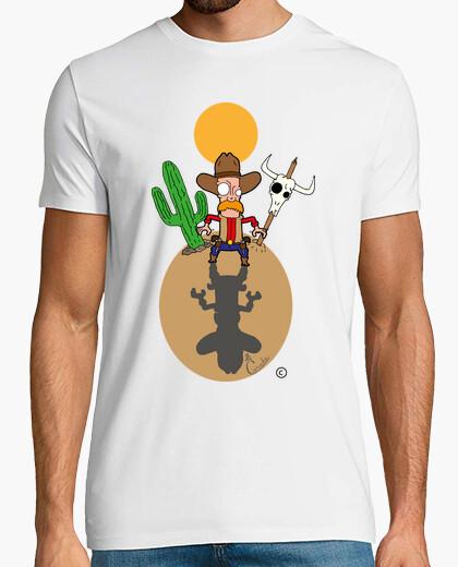 Camiseta salvaje oeste