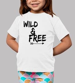 Salvaje y Libre (Wild and Free)