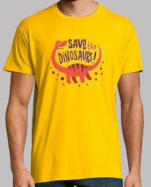 salvar a los dinosaurios