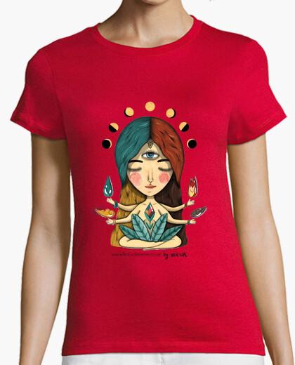 Camiseta Samarreta dona, màniga curta.