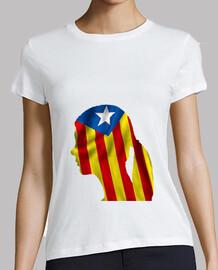 Samarreta independencia personalitzada amb la teva foto i text