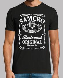 Samcro . EDITA LA ESPALDA