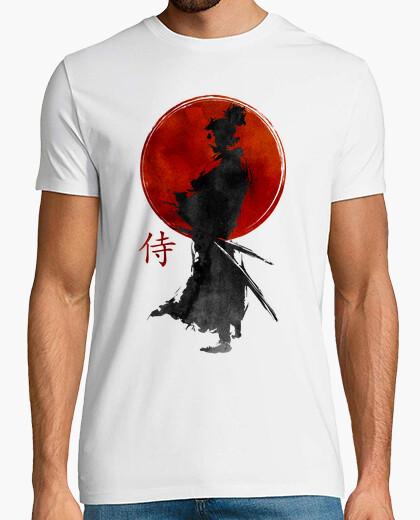 Tee-shirt samouraï