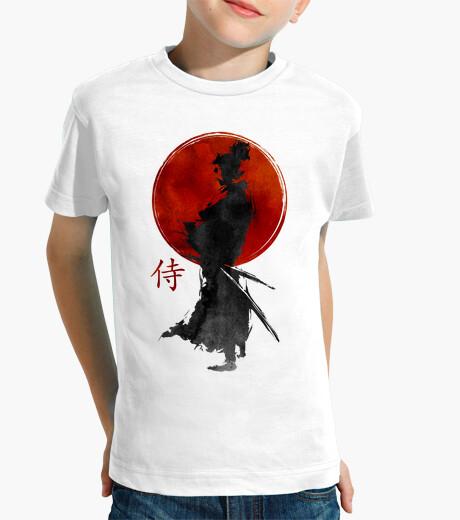 Vêtements enfant samouraï