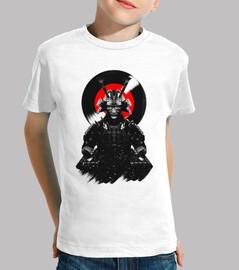 samouraï dj guerrier