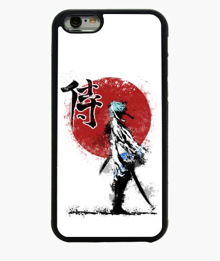 Coque Iphone 6 / 6S samouraï blanc