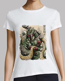 samouraï chasseur chemise femmes