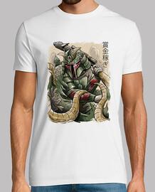 samouraï chasseur chemise hommes