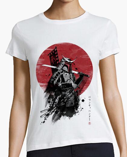 Tee-shirt samouraïs mandalorien