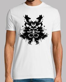 Samuraï Rorschach