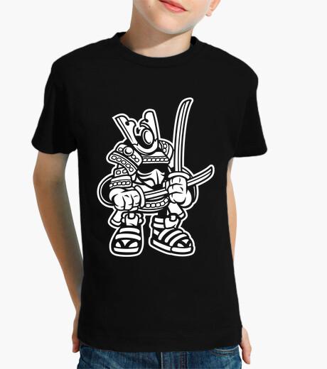 Ropa infantil Samurai
