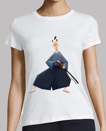 Samurai - Camiseta chica