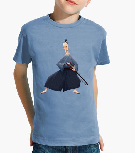 Ropa infantil Samurai - Camiseta infantil