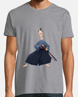 samurai - shirt homme