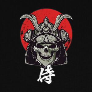 Camisetas SAMURAI 2