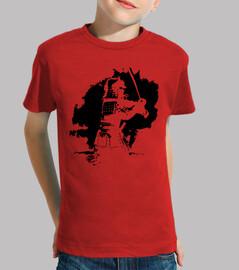samurai / silhouette / sword / katana
