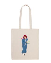 samurai bag
