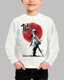 samurai blanco