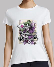 samurai broma camisa para mujer