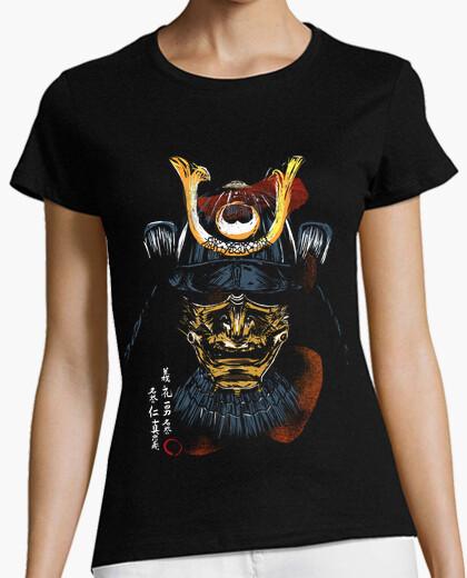 Camiseta Samurai Bushido