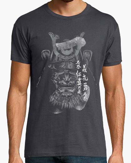 Tee-shirt Samurai Bushido BN