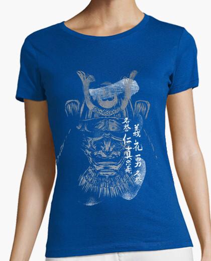 Camiseta Samurai Bushido BN