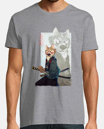 samurai cane. akita