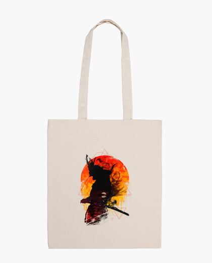 Samurai code bag