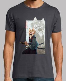 Samurai Dog. Akita