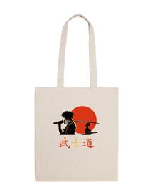 samurai guerreros código bushido