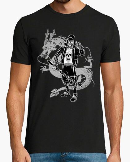 Camiseta Samurai Hipster
