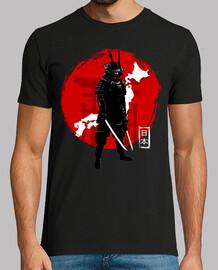 samurai in giapponese