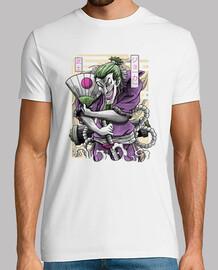 samurai joke shirt mens