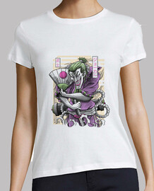 samurai joke shirt womens